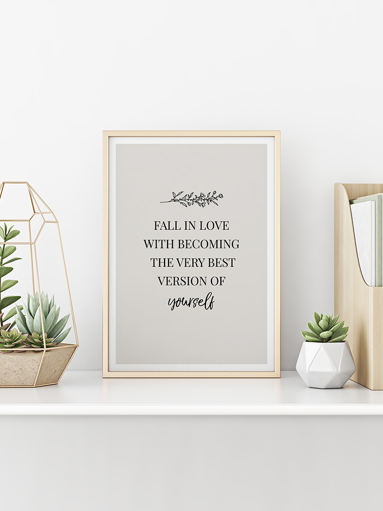 fall-in-love-with-yourself-wall-art-print